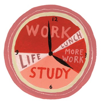 Tempo-studio-lavoro