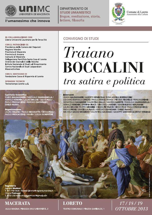 Locandina Boccalini 2013