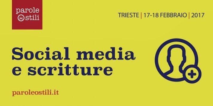 Social media e scriture